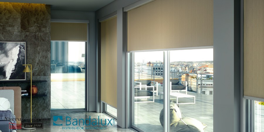 Box Roller Shade Zi-BOX® | Bandalux