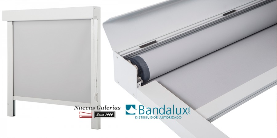 Estor Enrollable con cajón Zi-BOX® | Bandalux
