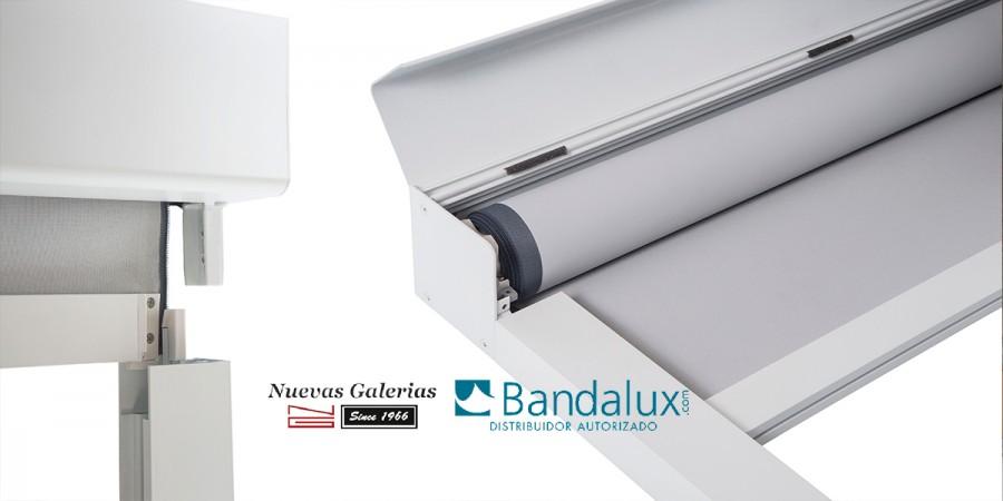 Tende a rullo con Cassonetto Zi-BOX® | Bandalux