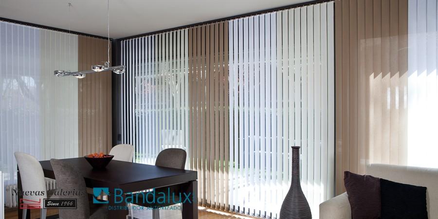 Vertical blind Slat 89mm | Bandalux