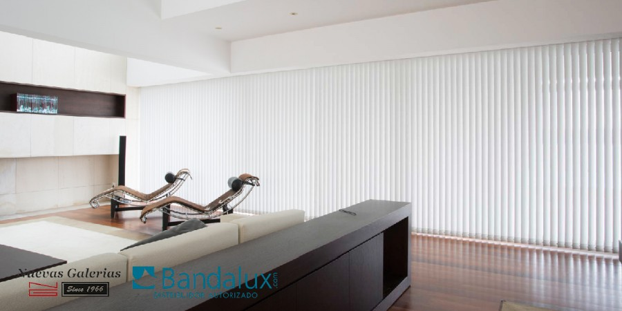 Vertical blind Slat 89mm | Bandalux