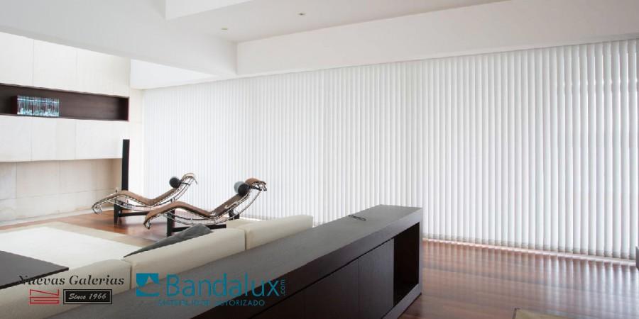 Vertikale Rollos Lamelle 89mm | Bandalux