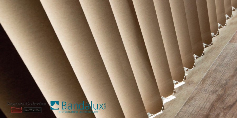 Vertical blind Slat 127mm | Bandalux