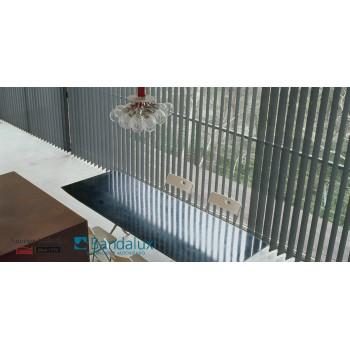 Store à bandes verticales Lame 127mm   Bandalux