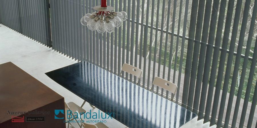Store à bandes verticales Lame 127mm | Bandalux