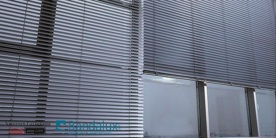 Cortina Veneciana Aluminio 25mm Signum® | Bandalux