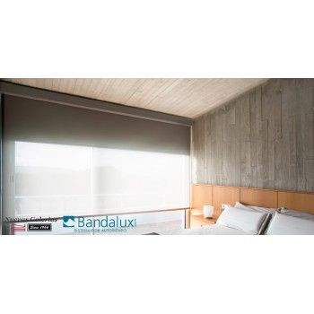 Box Roller Shade Zi-BOX DUO® | Bandalux
