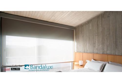 Box Roller Shade Zi-BOX DUO® | Bandalux