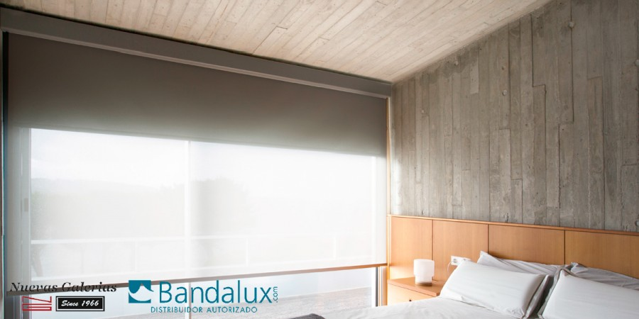 Estor Enrollable Zi-BOX DUO® | Bandalux