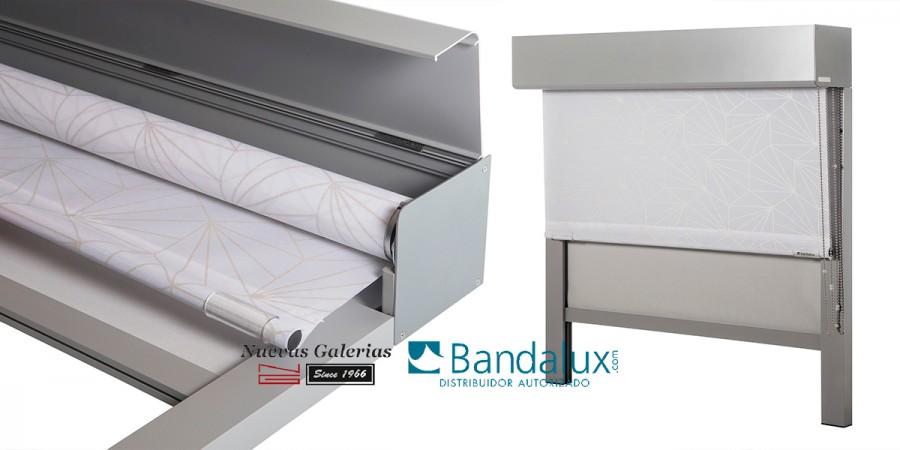 Estor Enrollable Zi-BOX DUO® | Bandalux