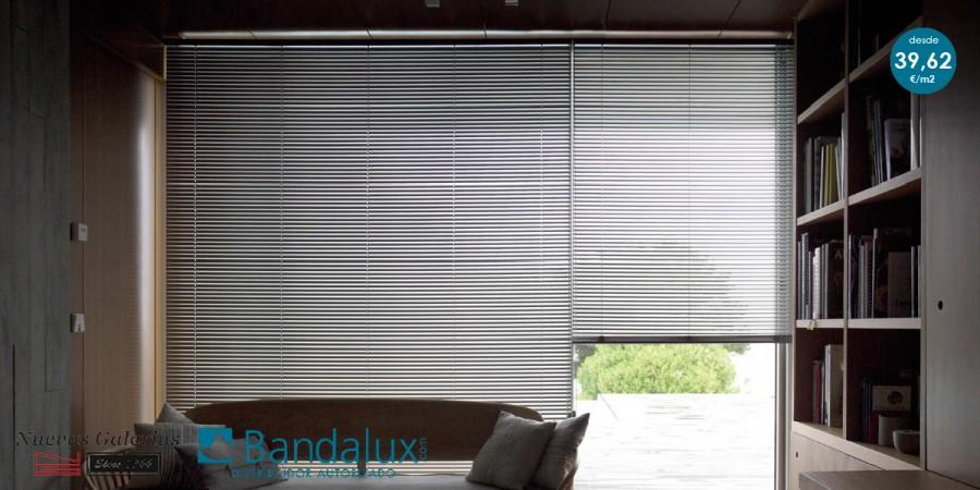 Tende veneziane di alluminio Signum® da 15 mm | Bandalux