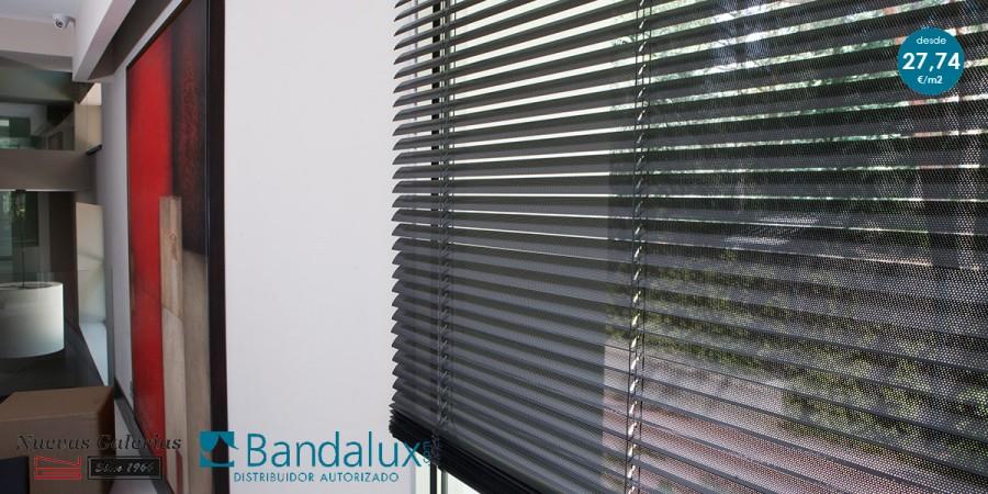 25 mm Aluminium-Jalousien Signum® | Bandalux