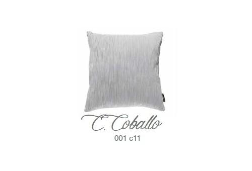 Manterol Kissen Cobalto 001-11 Manterol - 1 Kobaltkissen | Manterol - Kissen in einheitlicher Farbe und mit Reliefs in verschied
