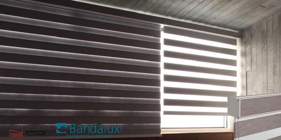 Estor Noche y Dia NEOLUX® Q-Style | Bandalux