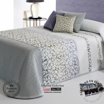 Jacquard bedspread Reig Marti | Andrew 08 Grey