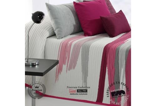 Jacquard bedspread Reig Marti | Beyker 02 Red