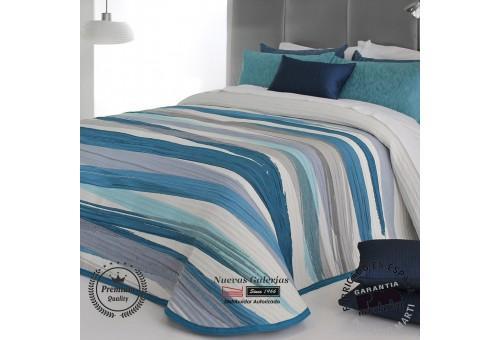 Jacquard bedspread Reig Marti | Beyker 03 Blue