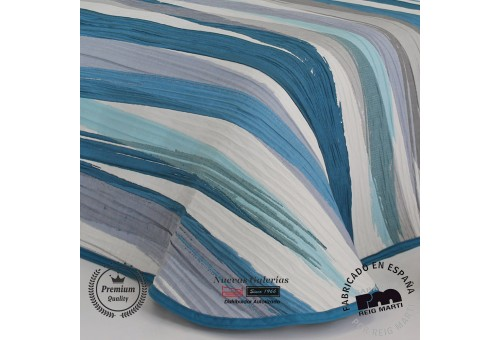Colcha Jacquard Reig Marti | Beyker 03 Azul