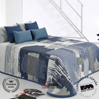 Jacquard bedspread Reig Marti | Bryce 03 Blue