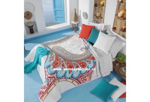 Manterol Manterol Bedcover | Cachemira 602-15 - 1 Cashmere bedspread 602-15 | Manterol - Jacquard quilt of high range and interm