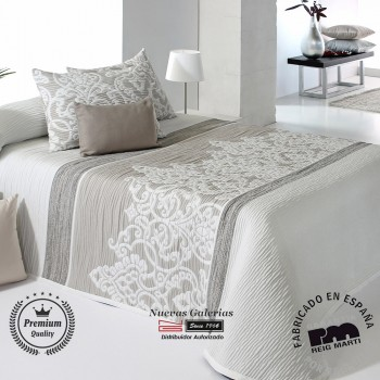 Jacquard bedspread Reig Marti | Chaina 01 Beige