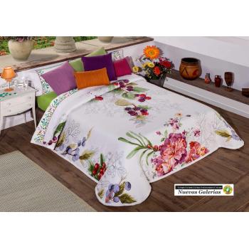 Manterol Bedcover | Frutas del Bosque 616-15