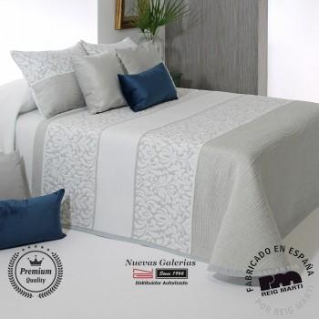 Jacquard bedspread Reig Marti | Cream 08 Grey