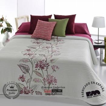 Jacquard bedspread Reig Marti | Darlin 02 Purple
