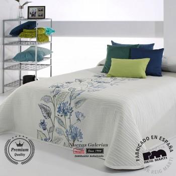 Jacquard bedspread Reig Marti | Darlin 03 Blue