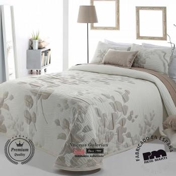 Jacquard bedspread Reig Marti | Lesly 01 Beige