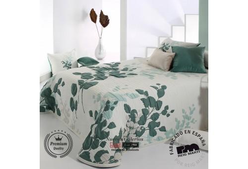Jacquard bedspread Reig Marti | Lesly 04 Green
