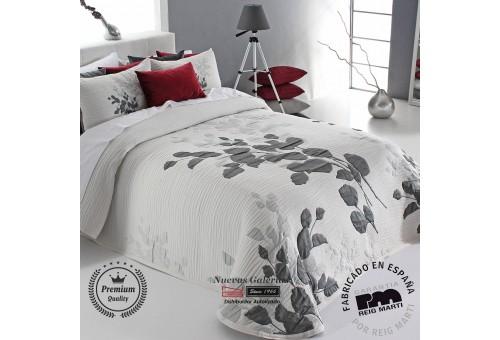 Jacquard bedspread Reig Marti | Lesly 08 Grey
