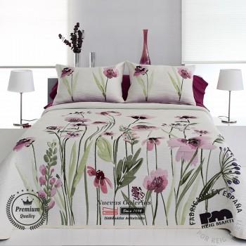 Jacquard bedspread Reig Marti | Okara 02 Purple