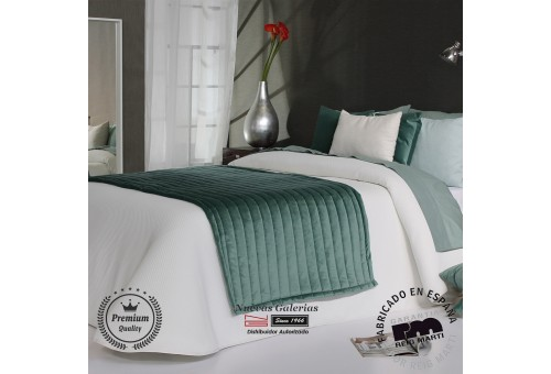 Jacquard bedspread Reig Marti | Polomar 00 White