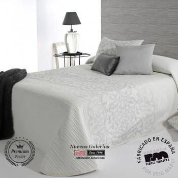 Jacquard bedspread Reig Marti | Pompey 08 Grey