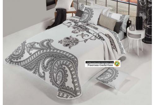 Manterol Manterol Bedcover | Cloe 756-13 - 1 Manterol bedspread | Cloe 756-13 Gray? - Jacquard bedspread of high range and inter