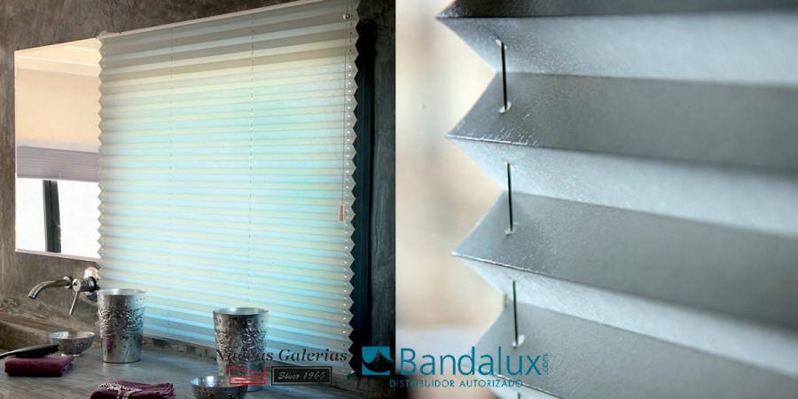 Cortina Plisada | Bandalux