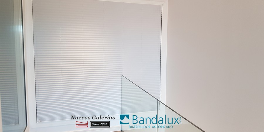 Pleated shade   Bandalux