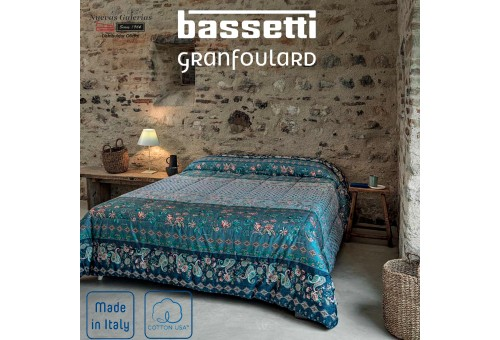 Comforter Bassetti FABRIANO   Granfoulard