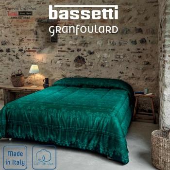 Courtepointe Bassetti FERMO | Granfoulard