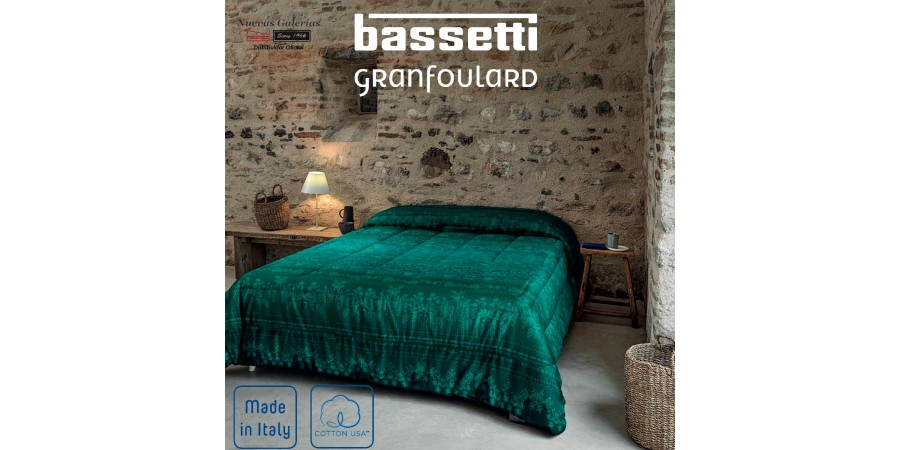 Comforter Bassetti FERMO | Granfoulard