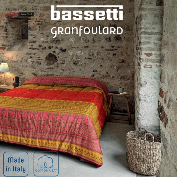 Courtepointe Bassetti MONTEFANO | Granfoulard