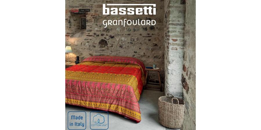 Comforter Bassetti MONTEFANO | Granfoulard
