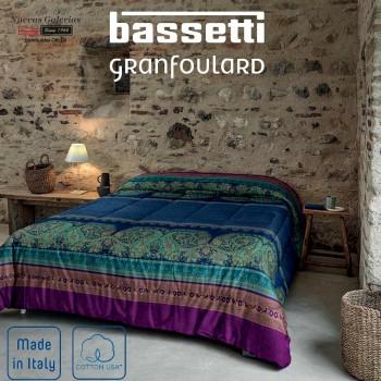 Comforter Bassetti RECANATI | Granfoulard