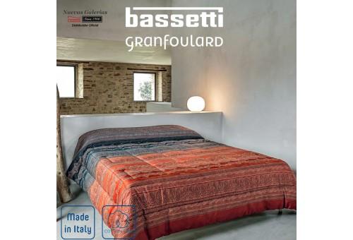 Comforter Bassetti BRUNELLESCHI   Granfoulard