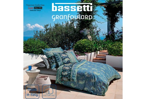 Housse de couette Bassetti ANACAPRI | Granfoulard
