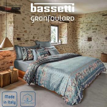 Housse de couette Bassetti FABRIANO | Granfoulard