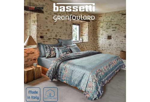 Copripiumone Bassetti FABRIANO | Granfoulard