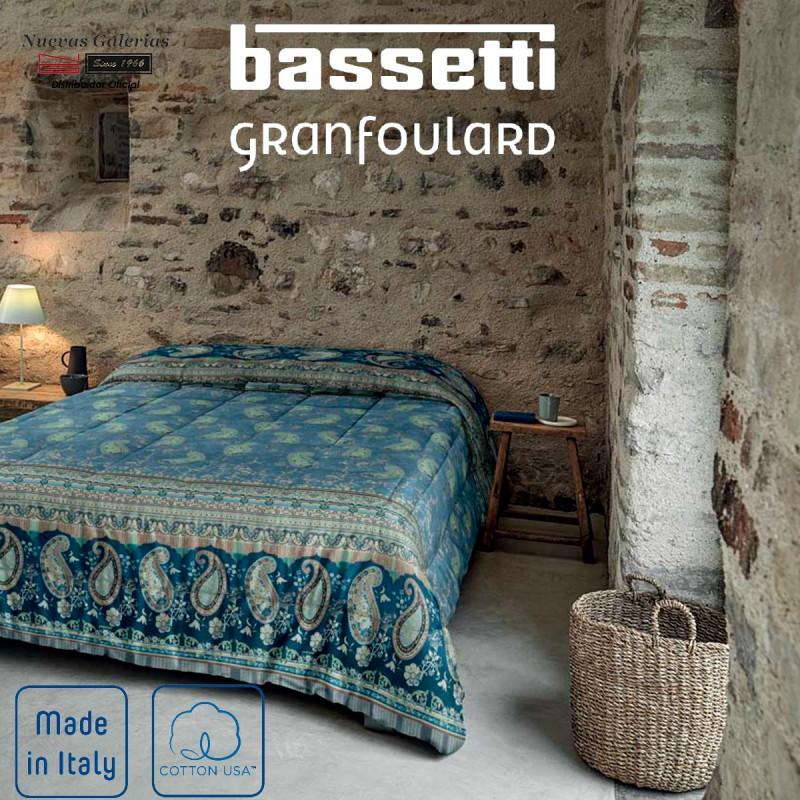 Bassetti Piumoni Per Bambini.Edredon Bassetti Anacapri Granfoulard Nuevas Galerias