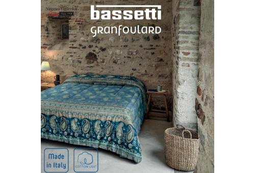 Trapunta Bassetti ANACAPRI | Granfoulard
